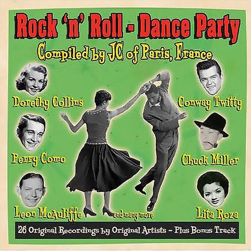CD Rock'n'Roll Dance Party #1