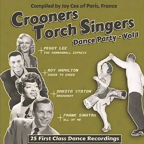 CD Crooners Dance Party #1