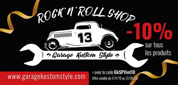 Rock'n'roll Shop