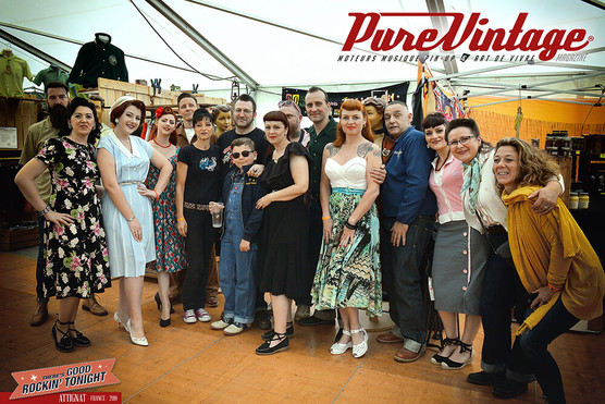 Pure Vintage Magazine_Good Rockin Tonight 2018
