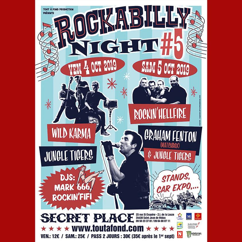 Rockabilly Night Festival