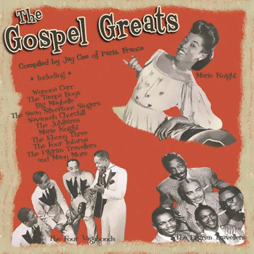 CD Gospel Greats #1