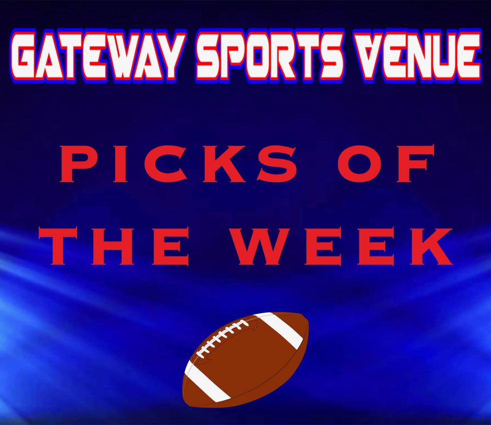 District Final (Week 12) Picks of the Week