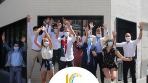 CLUBVET : 24 PERSONNES DÉDIÉES AU SERVICE DE LEURS 800 ADHÉRENTS VÉTÉRINAIRES CANINS ET MIXTES