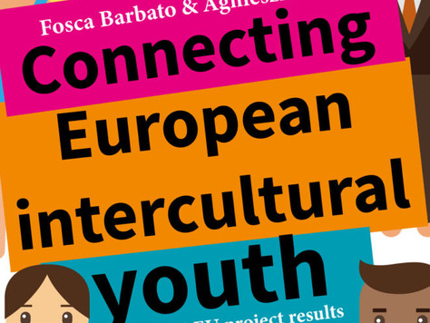 CONNECTING EUROPEAN INTERCULTURAL YOUTH - Rayse EU Project, maggio 2020