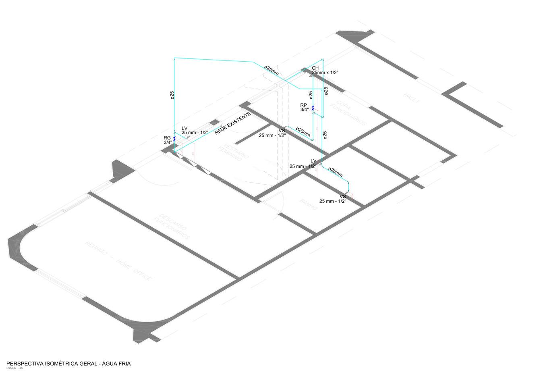 Projetos de Instalações Hidráulicas