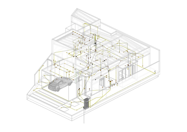 Projetos de Instalações Elétricas  - BIM