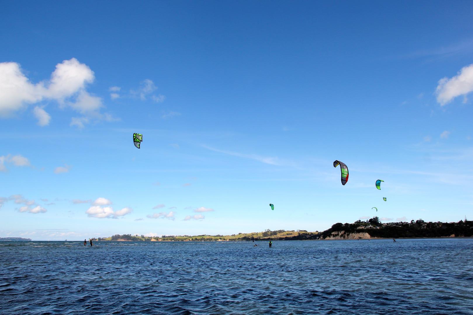 Kitesurfing Camps