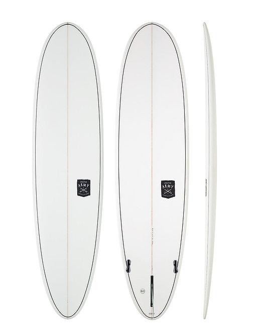 CREATIVE ARMY JUMBO JET 8'0 SURFBOARD (INCL. FIN)