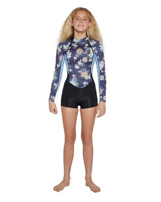 Girls Oneill Bahia spring wetsuit