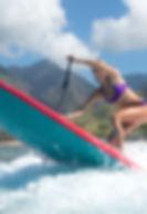 Naish Stand Up Paddle boarding