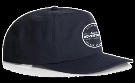 Blue Adventures Surf Cap
