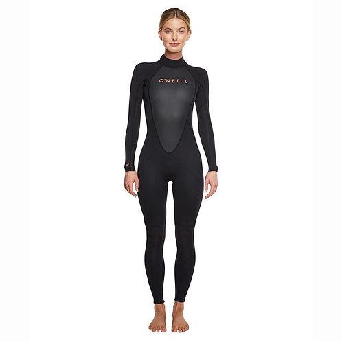 O'neill Reactor 3/2 backzip wetsuit