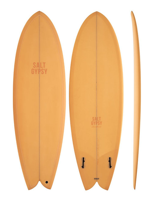 SALT GYPSY SHOREBIRD 5'11 SURFBOARD
