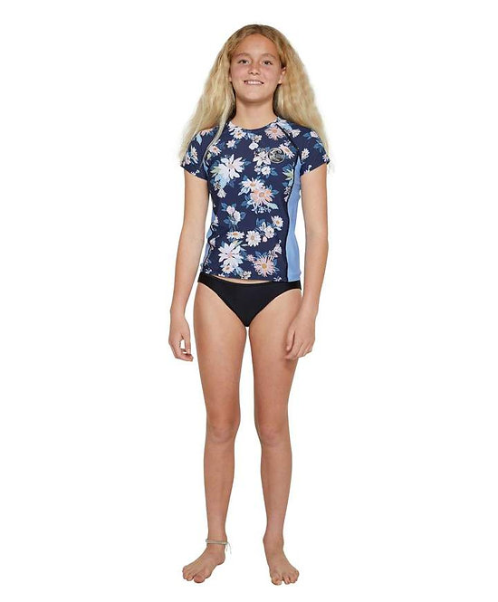Girls Oneill surf tee (lycra)