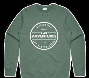 Blue Adventures Crew (Unisex)
