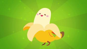 Banana Birb