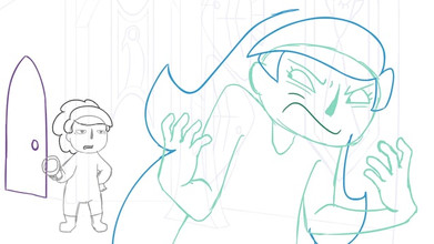 Mansion Mystery Animatic