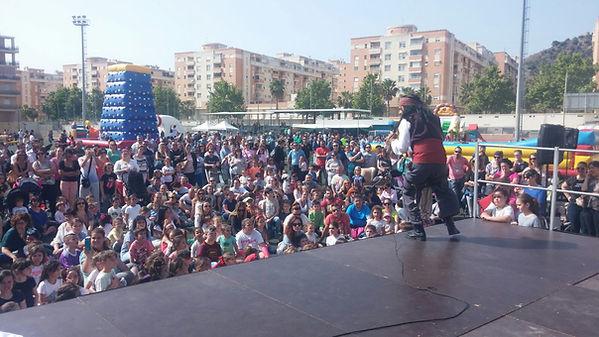 organiadores de eventos infantiles