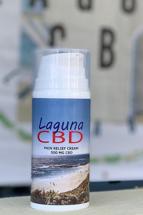 500 mg CBD Cream