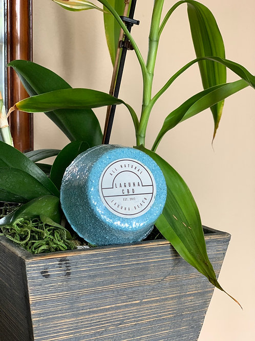 Laguna CBD Luxury Bath Bomb