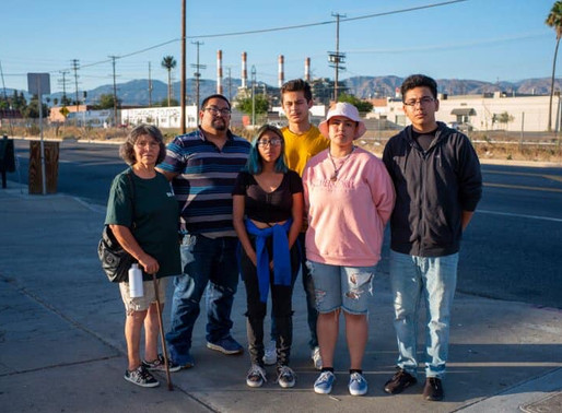 Holding DWP Accountable for Methane Leak at Valley Generating Station