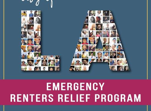 Emergency Rent Relief Program Applications Open July 13