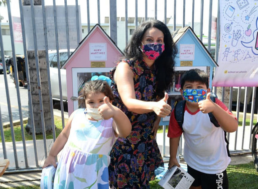 Kids First Initiative Launches to Assist 100 School-aged Homeless Children