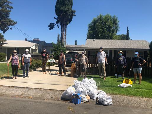 Keeping our Neighborhoods Clean: Kester East Community Clean Up