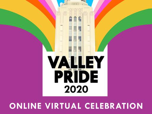 Celebrating Valley Pride 2020 Virtually