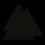 Interlocking Black Triangles