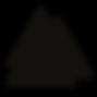 Переплетение Черный Треугольники
