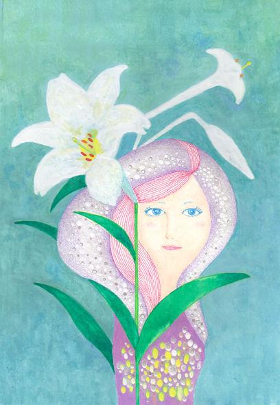 花と私(5月枠より募集)