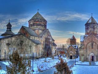 Зимняя Сказка Армении 17-24 декабря! Все включено!