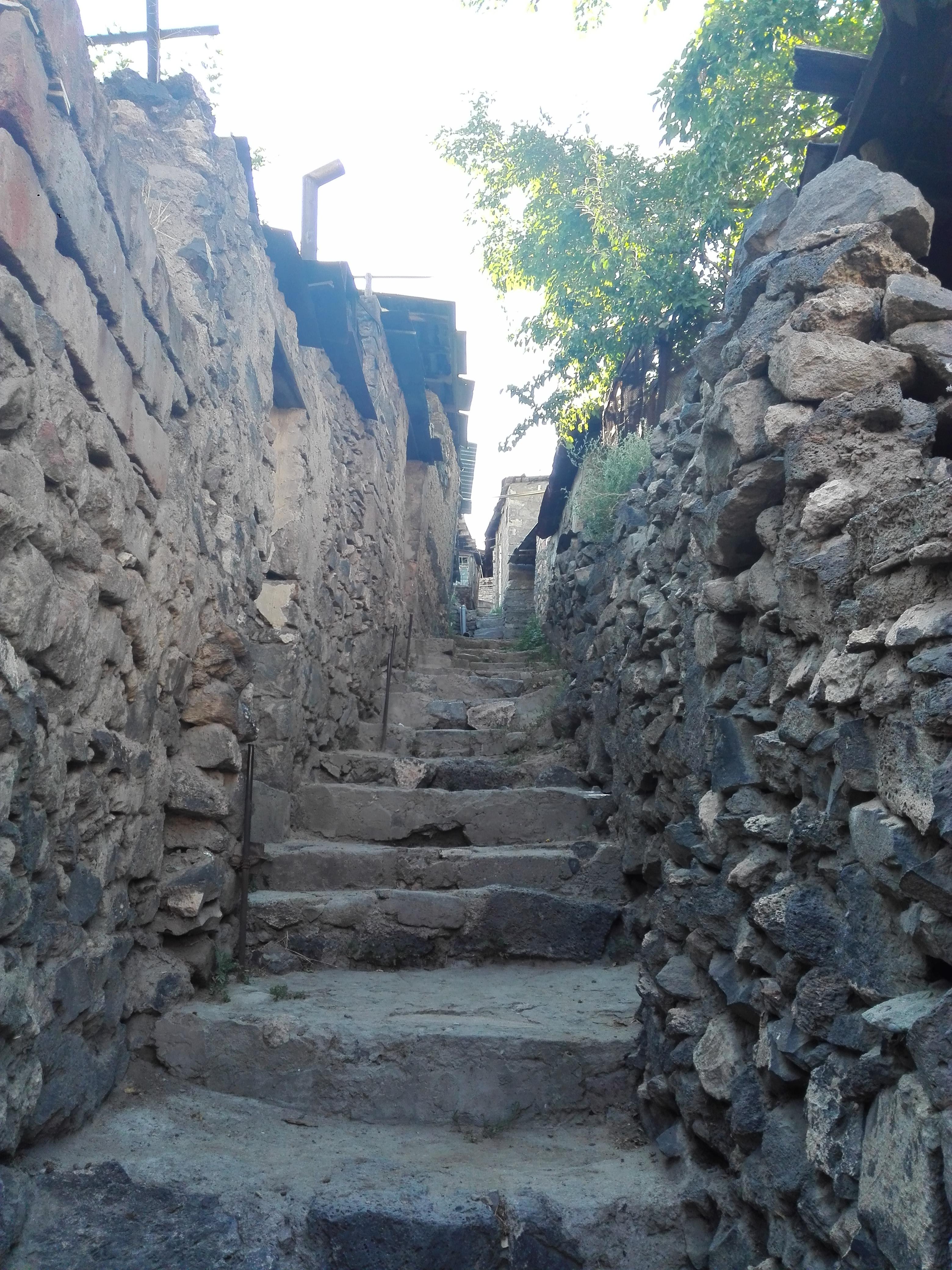 Улочки Еревана