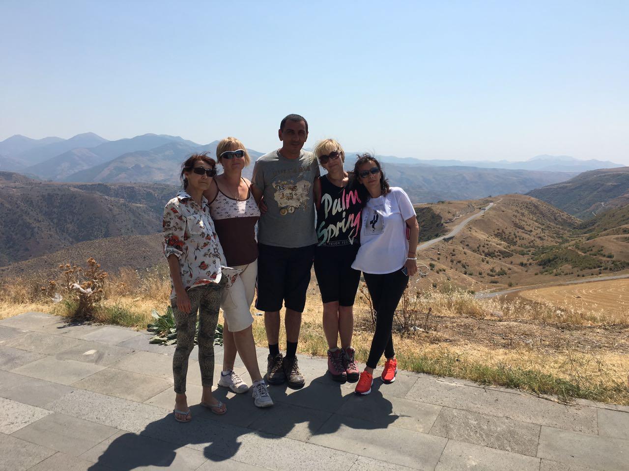 Карабах за спиной