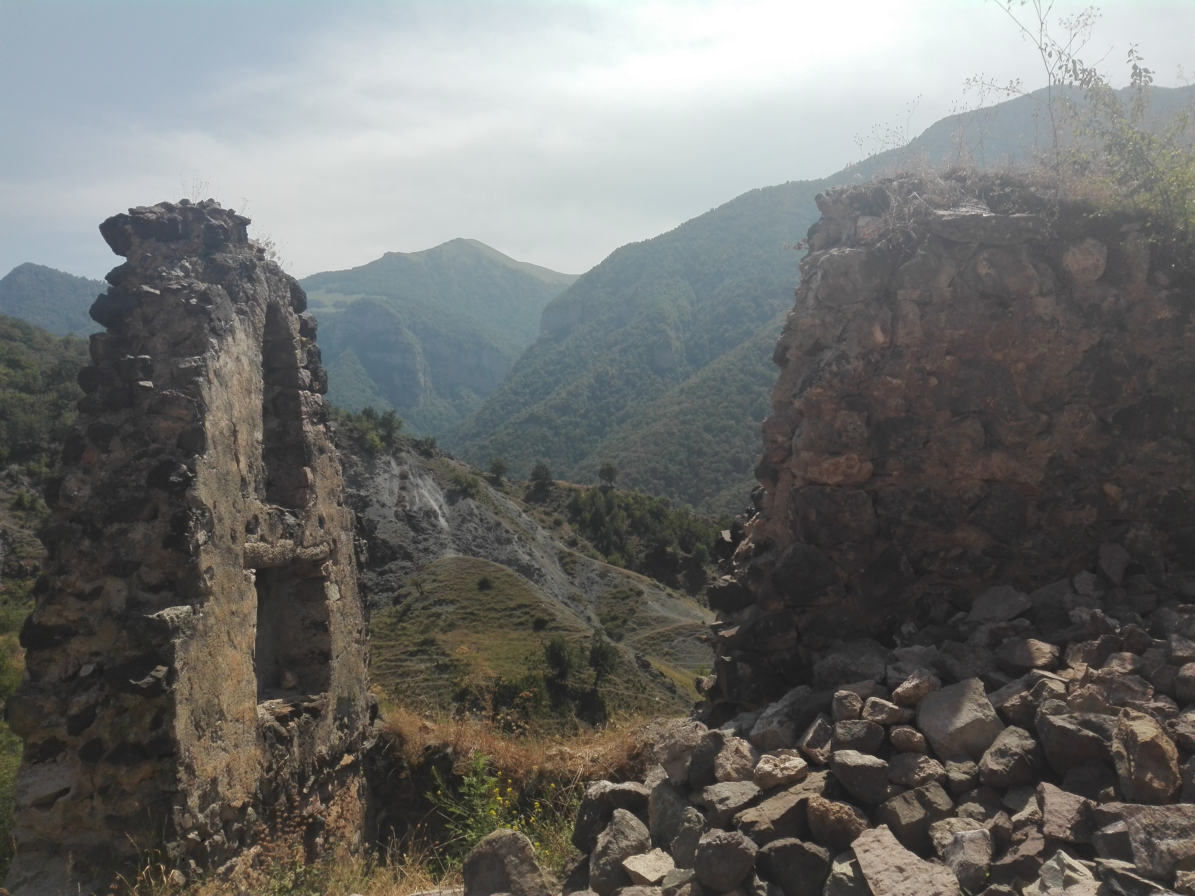 Руины Дадиванка