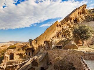 Лавра Святого Давида и тишина Зеленого Монастыря