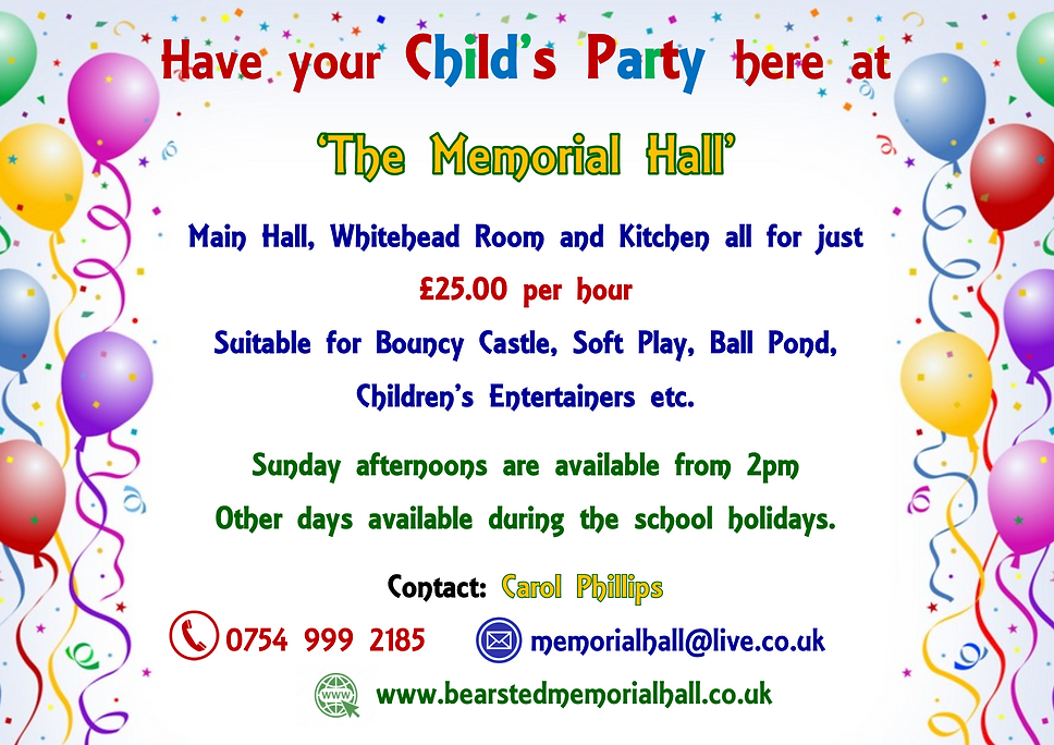 Child's party Poster.png