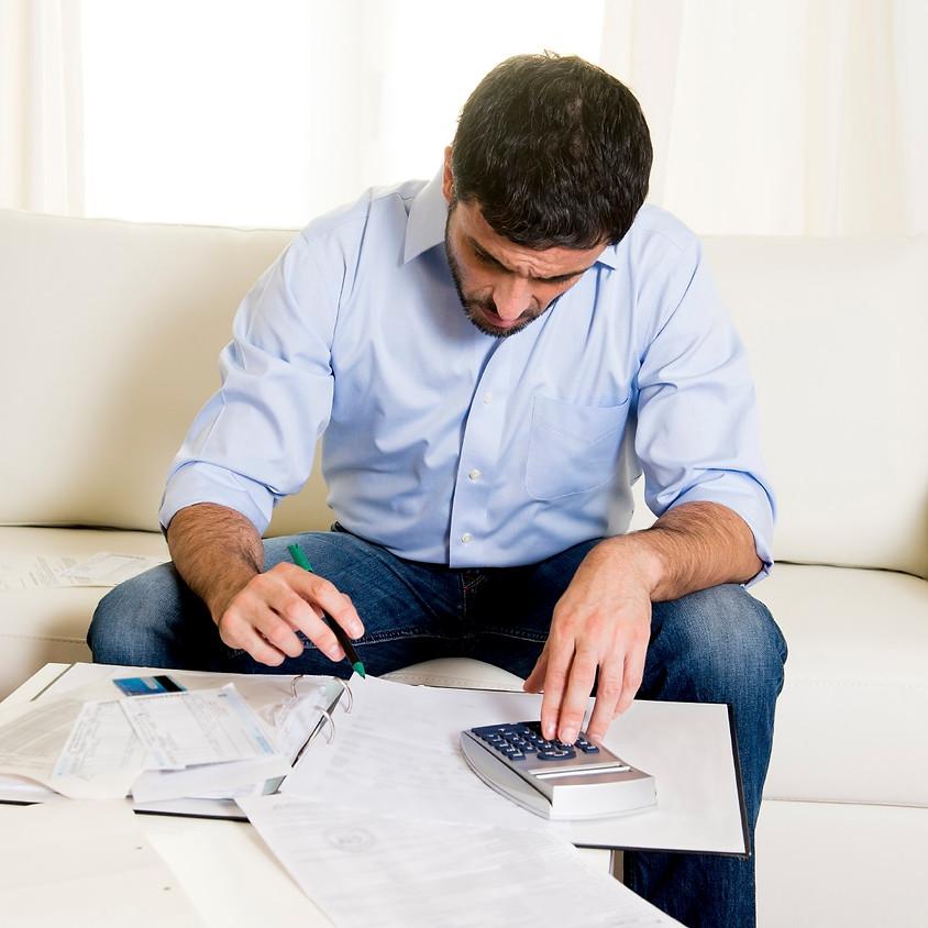 Palestra: Quero planejar as finanças