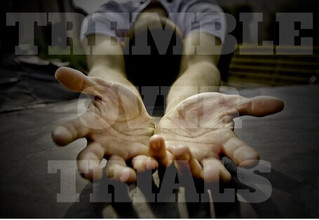 Tremble over Trials: One of the biggest secrets to overcoming hard times that many Christians don&#3