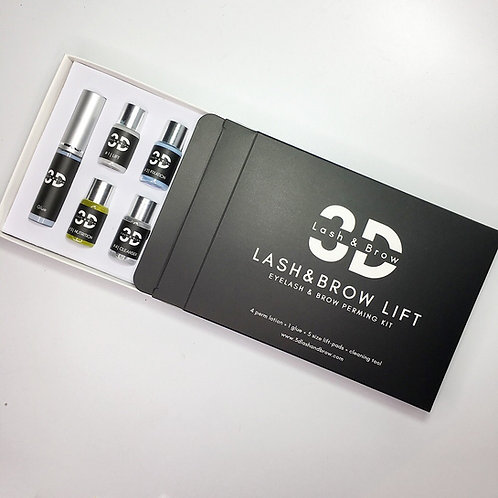Lash and Brow Lift Kit