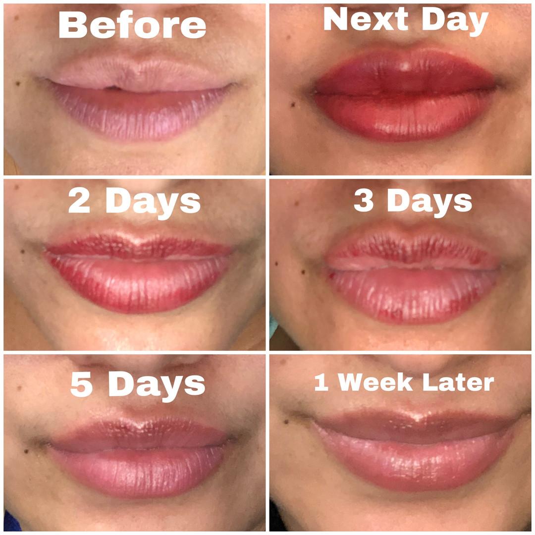 Lip Blushin