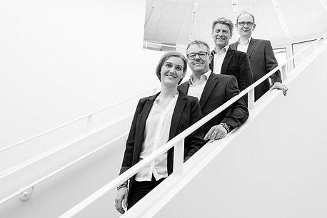 Mia Aakov, Jørgen Larsen, Carsten Daugaard, Allan Sørensen