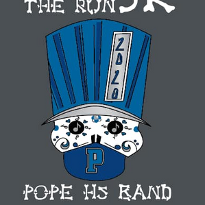 Register for the Pope Band on the Run 5K benefitting the Pope HS Band!