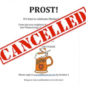Canceled - Dorset Oktoberfest