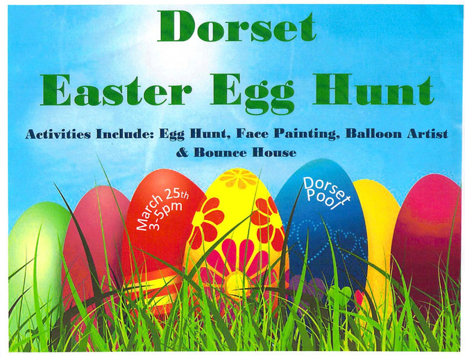 Dorset Easter Egg Hunt