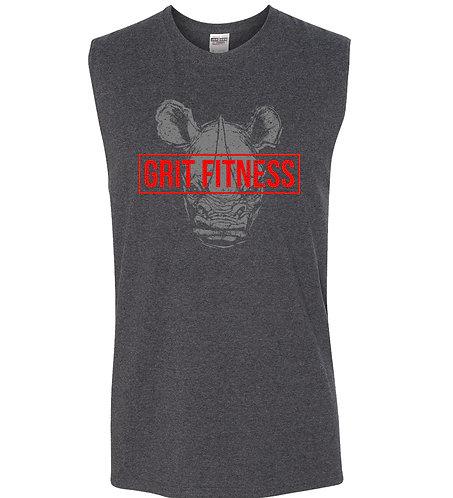 Grit Fitness Rhino Sleeveless Tee