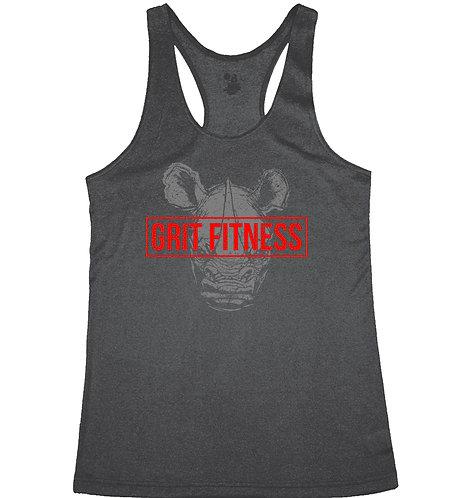 Grit Fitness Rhino Racerback | Dri-Fit
