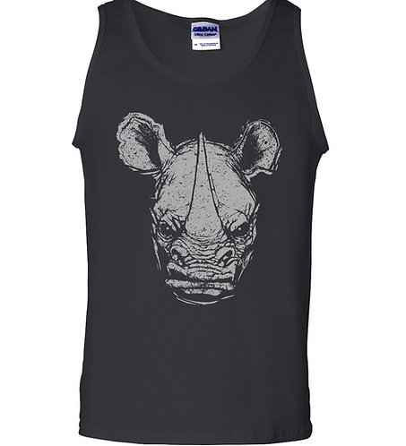 Men's Tank Top - Rhino